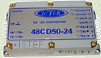 Модули и блоки электропитания серия CD50
