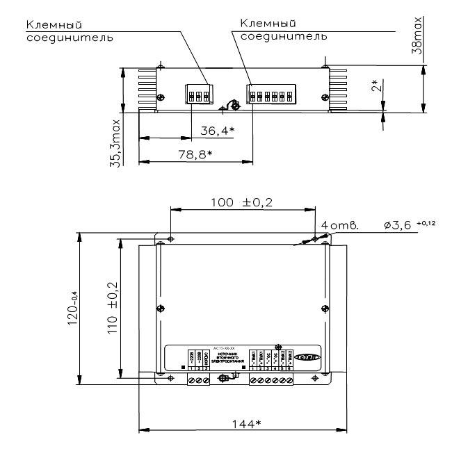 АC/DC-преобразователи серии IС150