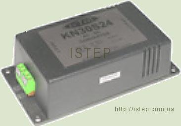 Модули и блоки электропитания серия KN