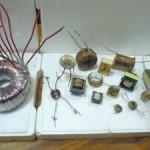 Импульсные трансформаторы и дросселя